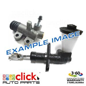 Clutch MASTER & SLAVE Cylinders for Hyundai Accent LC 06/2000-03/2003