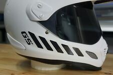 Reflective Chevron Decals for Arai XD4 Motorcycle Helmet with Tapered GS Logo