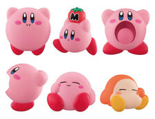 Bandai Kirby Dream Land Stationery Clip Gashapon Mini Figure set 6 pcs
