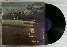DON & PAT PARKS Everlasting Peace Private NW XIAN Gospel LP Mono HARVEST TIME NM