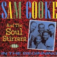 SAM COOKE - IN THE BEGINNING  CD NEW+