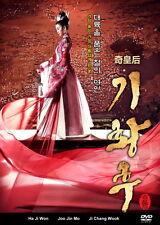 Empress Ki  Aka Qi Empress - Korean Drama - 13 DVDs  set - English Subtitle