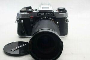 Pentax ProgramA Film Camera w/ 35-135mm Lens *Near Mint*