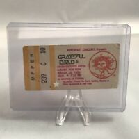 Grateful Dead Knickerbocker Arena Albany NY Ticket Stub Vintage March 26 1990