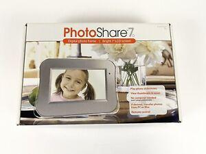 PhotoShare 7D Digital Photo Frame LCD Screen