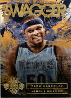 2015-16 Court Kings Swagger #10 Zach Randolph - NM-MT