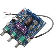 TPA3116 2.0 50wX2 Dual-channel stereo HIFI H power digital amplifier board Tone
