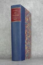 CARNET DE LA SABRETACHE. 1897. CINQUIEME VOLUME.