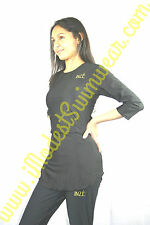 ✿ Plus Size Full Length Gym Top Leggings Workout Pants Beach Clothing UK22 EU56✿