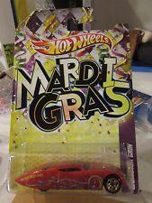 Hot Wheels Mardi Gras Gangster Grin