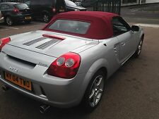 Toyota MR2 New Soft Top Hood in Mohair Original Style