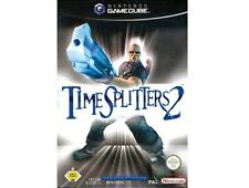 Nintendo GameCube Spiel - Time Splitters 2 nur CD