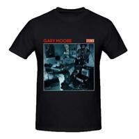 Gary Moore Still Got The Blues Men's Short Sleeve Crew Neck T-Shirt Black