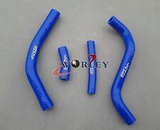 Silicone Radiator hose kit for Yamaha YZ250F YZF250 YZ 250 F 2014 2015 2016 BLUE