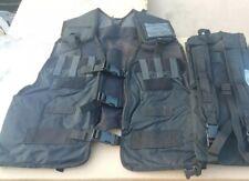 New Remploy Frontline Mk2 Police UKSF Black Vest