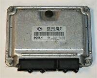 Auto & Motorrad: Teile 030 906 032 CF VW POLO 6N2 1.4 MPI BOSCH ENGINE CONTROL UNIT ECU 0 261 207 177 Steuergeräte