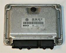 VW Polo MK5 6N2 AUD 1.4 Mpi Moteur Unité De Contrôle ECU 0 261 207 593 030 906 032 DT