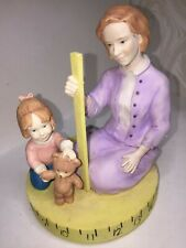 Endearing 1994 Mother & Child Music Box From The San Francisco Music Box Co