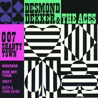 Desmond Dekker & the Aces - 0.0.7 Shanty Town [New CD] UK - Import