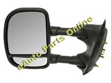 SIDE VIEW MIRROR 99-01 FORD F250/F350 MANUAL TELESCOPIC LH