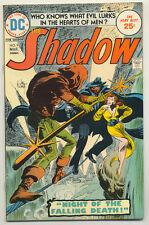 The Shadow #9 ~ 1975 ~ Near Mint (9.4) ~ Uslan ~ DC Comics