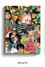 NCT DREAM HOT SAUCE Sealed Album -BORING Photobook ver.- & Mumo Sticker Benefit