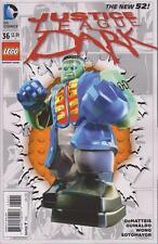 JUSTICE LEAGUE DARK #36 LEGO VARIANT DC NEW 52