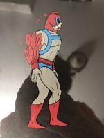 Vintage He-Man MOTU Masters Universe STRATOS Production animation cel Filmation