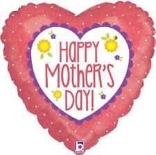 Globos de fiesta corazón del día de la madre