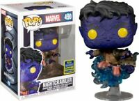 NIGHTCRAWLER 2020 SDCC CONVENTION EXCLUSIVE FUNKO POP MARVEL XMEN #490 PRE ORDER