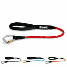 Ruffwear Knot-A-Long Reflective Rope Dog Leash w/ Locking Carabiner - All Colors