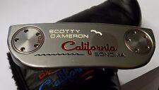 2010-2011 Scotty Cameron California Sonoma Putter + Head Cover