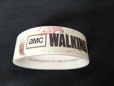 The Walking Dead Official Rubber Wristband Bracelet