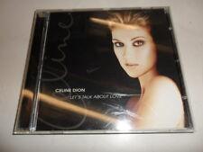 CD Céline Dion-Let 's Talk About Love