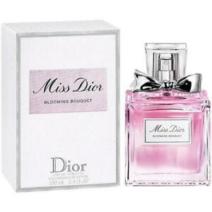 Miss Dior Blooming Bouquet By Dior 3.4 oz/ 100 ml EDT Perfume -NEW