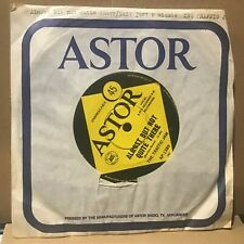 """THE TRAFFIC JAM - ALMOST BUT NOT QUITE THERE  7""""  OZ AUSSIE STATUS QUO ASTOR"""