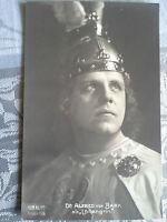 Opéra-Wagner-Bayreuth ancienne CPA, carte postale, Postkarte 1900/1920?