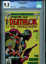 Astonishing Tales Deathlok #36 CGC 9.2 1976 Marvel Amricons K4