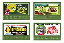 REPRODUCTION OF Lionel Silver Springs Billboards 23 Total Billboards