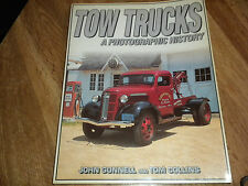 Tow Trucks:A Photographic History by John A.Gunnell used softcover
