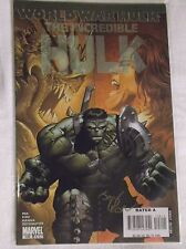 Incredible Hulk #108 (Sep 2007, Marvel)  Signed by Jay Leisten with COA.