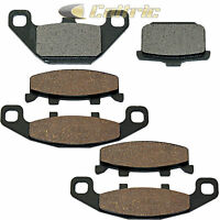 Front & Rear Brake Pads for Kawasaki ZG1000 Concours 1000 1994-2006