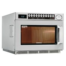 Samsung Programmable Super Heavy Duty Commercial 1850w Microwave Oven