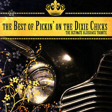 FREE US SHIP. on ANY 3+ CDs! ~Used,Good CD Pickin' on Dixie Chicks: Best of Pick