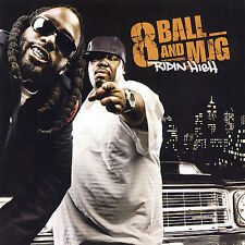 Ridin High [Clean] [Edited] by 8Ball and MJG (CD, Mar-2007, Bad Boy...
