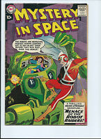 MYSTERY IN SPACE 53 - VG+ 4.5 - 1ST ADAM STRANGE - ROBOT COVER  (1959)