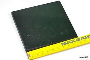 Schungit Untersetzer / Platte 10x10x1cm Verwendungsbeispielen! Versand aus D!