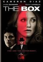 The Box, Very Good DVD, Holmes Osborne,James Rebhorn,Frank Langella,James Marsde