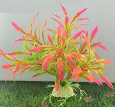 Aquarium Decor Artificial Grass Water Weeds Ornament Plant Fish Tank 1pc