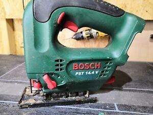 Bosch pST 14.4 V Cordless Jigsaw 14.4v nimh nicd metal wood work bare unit